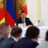 Президент Тверской ТПП Шориков Владислав Витальевич принял участие в заседании Правительства региона 22 июня 2016 года.