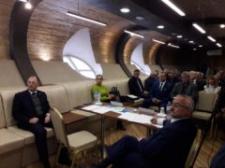 <span class='mainNews'>27 сентября 2017 года в конференц-зале Бизнес-Центра &#171;Тверь&#187; состоялось очередное заседание Совета Союза &#171;Тверская ТПП&#187;.</span>